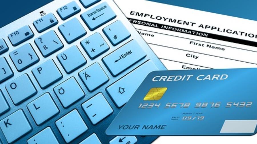 creditcard lebenslauf
