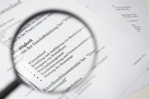 gefälschte Stellenausschreibungen – Teil1